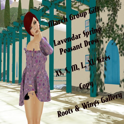 FabFree Designer of The Day – 3/7/14 – Roots & Wings Gallery