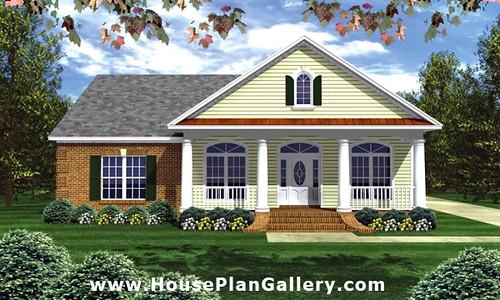HousePlanGallery.com - HPG-2000M - House Plans