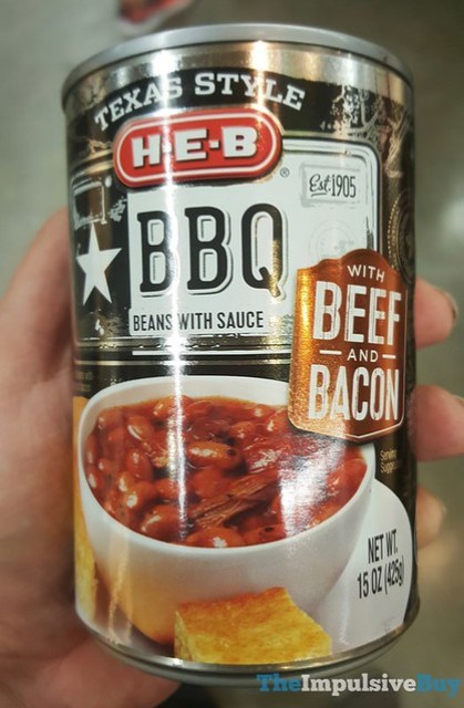 H-E-B Texas Style BBQ Beans with Sauce with Beef and Bacon