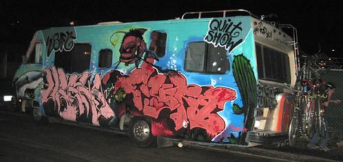 Grafitti RV