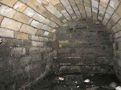 Boulby Alum Tunnel Side Room