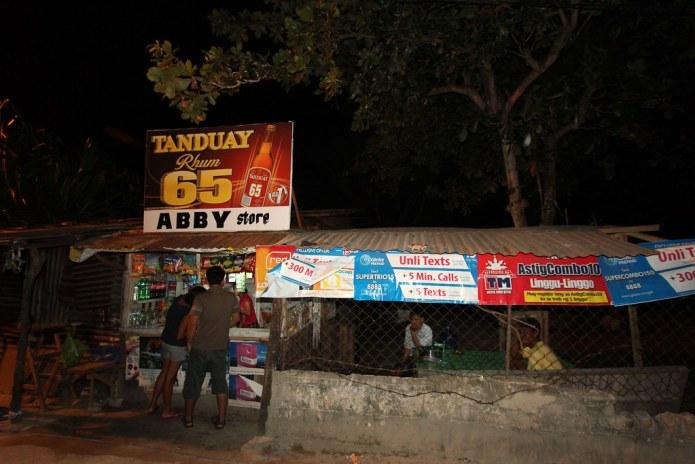 rural sari sari store