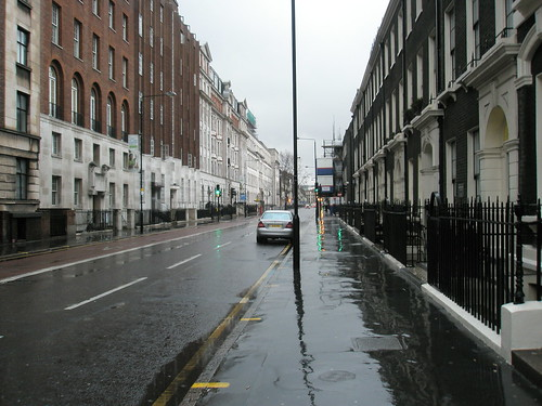 Gower Street - Bloomsbury - London