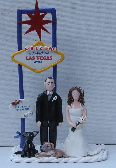 Cake Toppers Welcome To Las Vegas Flickr Photo Sharing