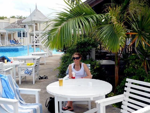 Ocho Rios resort in Jamaica.