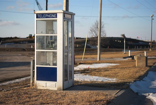 Phone Booth, February, 2008