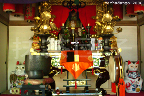 [05.05.27] 豪徳寺的神殿