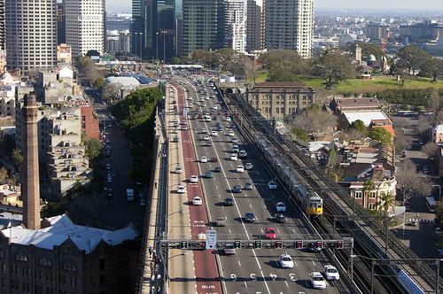 sydney motorway photo
