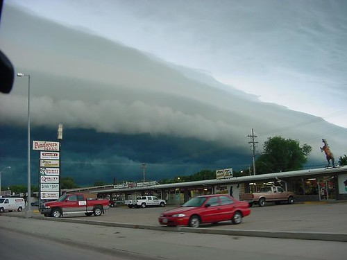 082401 - Freakin Awesome Nebraska Shelf Cloud! *EXPLORED*