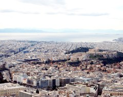 Athens - View