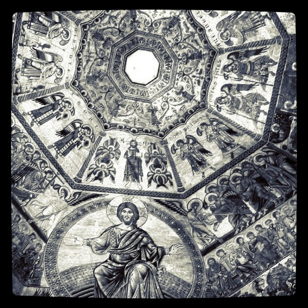 Baptistery Dome, Florence