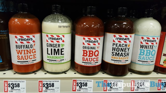 TGI Fridays Sauces and Marinades