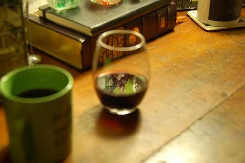 Things you see in the glasses of wine by Everita