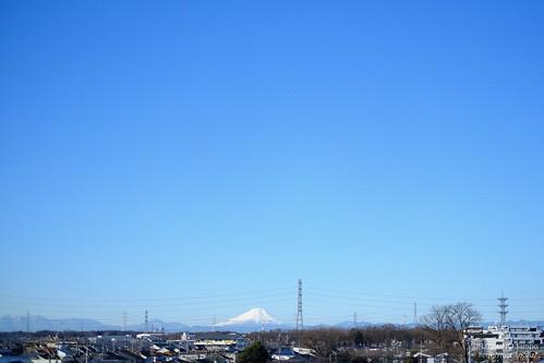 富士山 20170213-DSCF1381-1