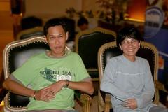 """Tiaaannn & Yanthie Zainal : Pasangan kelas """"Berat"""" !"""