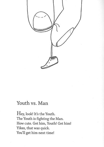 Youth VS Man