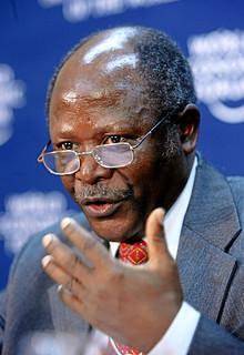 Namanga Ngongi - World Economic Forum Annual Meeting Davos 2008