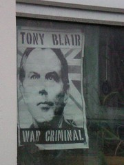 Tony Blair: War Criminal