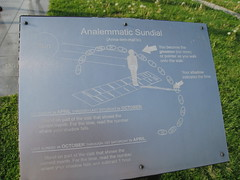 Analemmatic Sundial photo