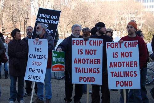 Demand Justice for Fort Chipewyan