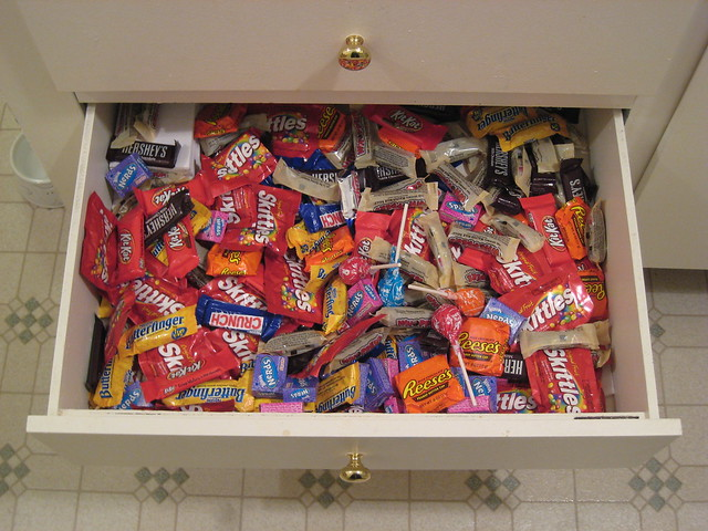 candy drawer