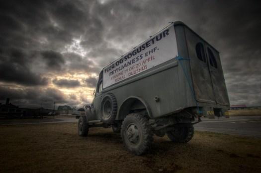 US Navy truck ...