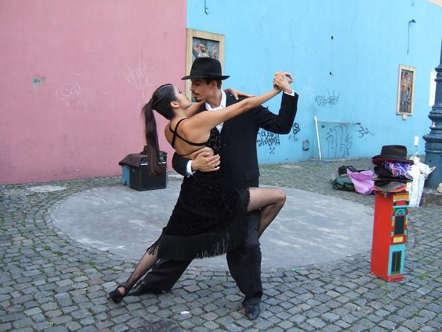 Tango - Um sentimento que se dança