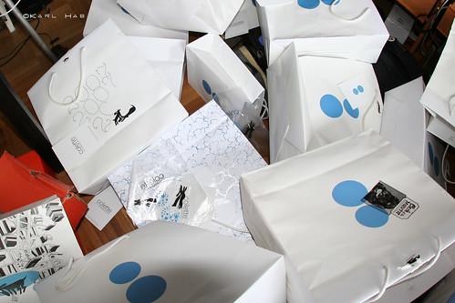 colette shopping bag