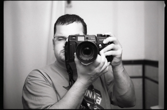 Me & My Fuji GW690III