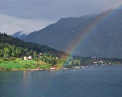 Balestrand - Norway Fjords