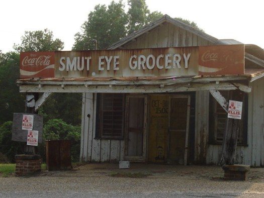 Smut  Eye Store, Smuteye, Alabama
