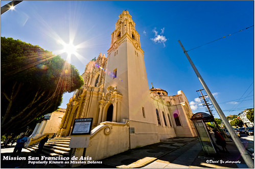 Welcome to Mission San Francisco de Asis Popularly Known as Mission Dolores
