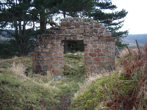 Roseberry Ironstone Mine Powder House