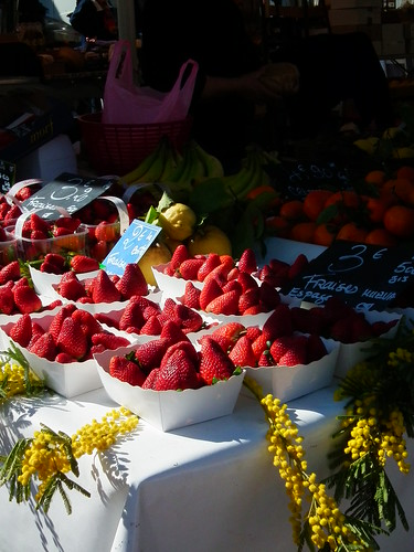 Strawberries - France