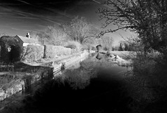 Basingstone Canal