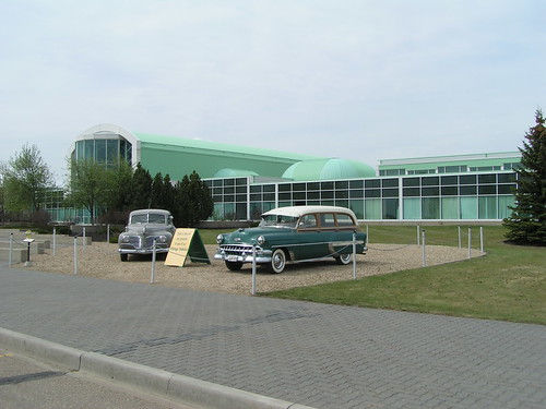 Reynolds-Alberta Museum in Wetaskiwin