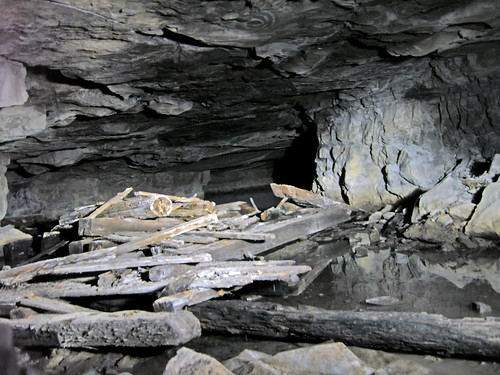Mine Tunnel - Queenston Quarries
