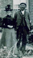 Elizabeth Howlett and James Gilbert