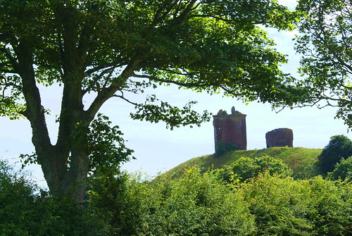 Red Castle of Lunan by little_frank