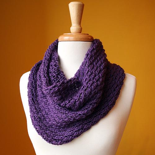 Bridget Knit Cowl (Wool)
