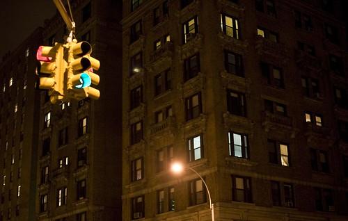 A Harlem Kind of Night by Thomas Hawk