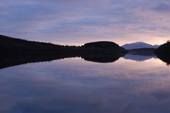 Loch Fad by Alasdair Middleton