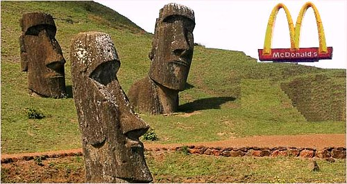 Easter Island Today