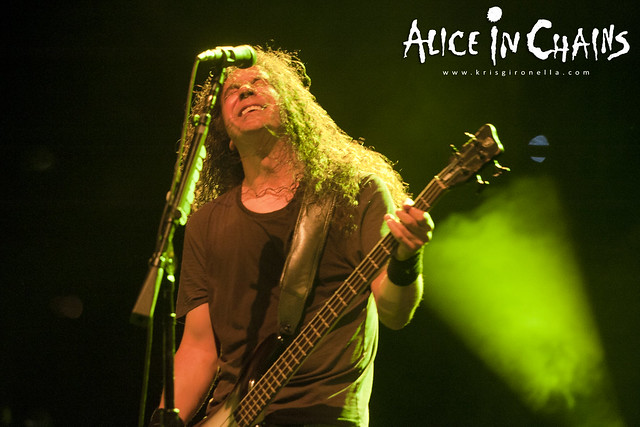 Mike Inez - feeling the groove - Singapore Rock Fest 2014
