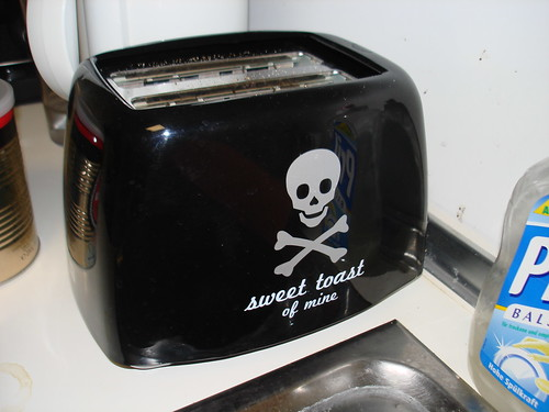 The Pirate Toaster