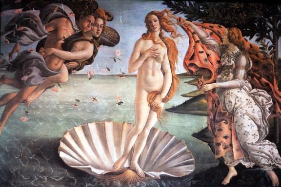 """""""Birth of Venus - El nacimiento de Venus"""""""