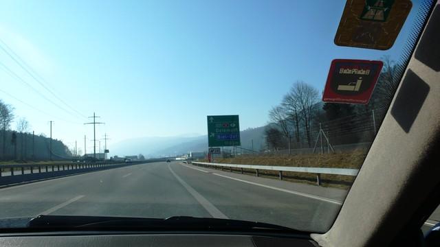 Motorway Solothurn-Biel