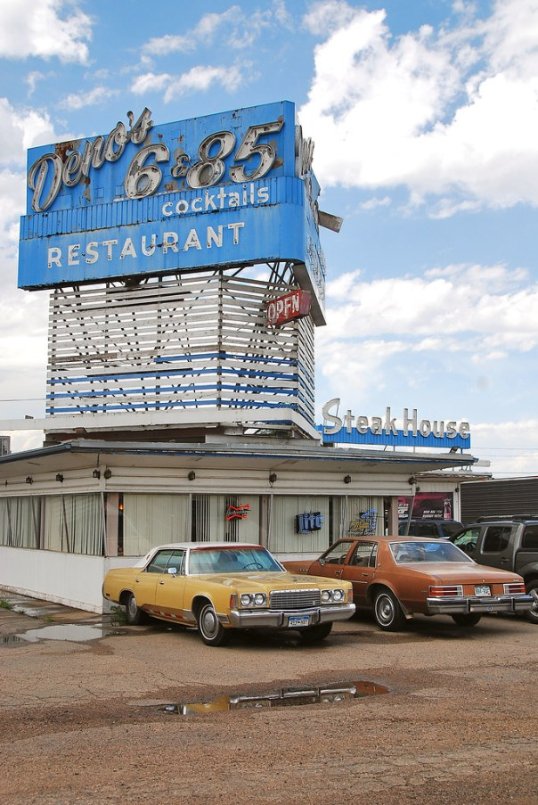 Deno's 6 and 85 - 3960 East 56th Avenue, Commerce City, Colorado U.S.A. - August 10, 2007