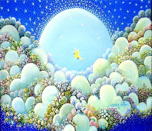 Lindo Sonho Azul 20 x 30