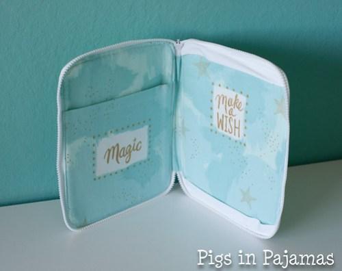 Sew Sweetness Creative Maker Supply Case inside